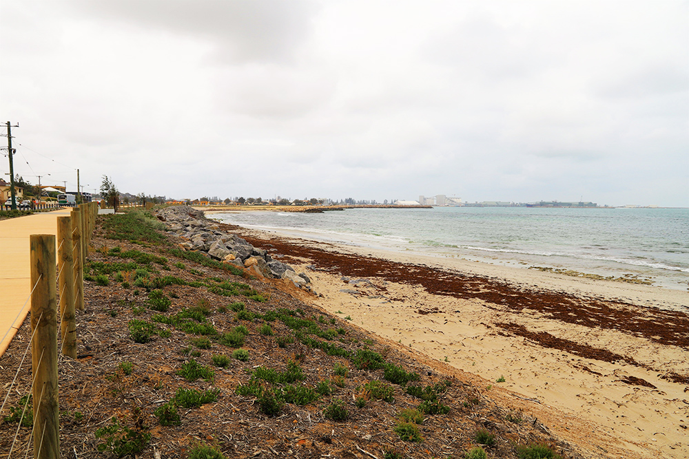 NBSP Northern Beaches Stabilisation Programme Geraldton