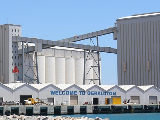 General - Welcome to Geraldton