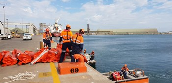 Mid West Ports Authority Emergency Response Exercise