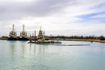 Dredging Program for Geraldton Tug Harbour